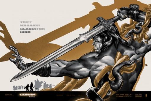 Conan by Martin Ansin (Variant)