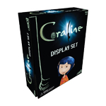 Coraline in a Deluxe Display Box