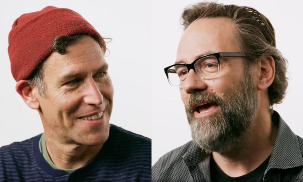Cosmo Segurson and Dave Wasson