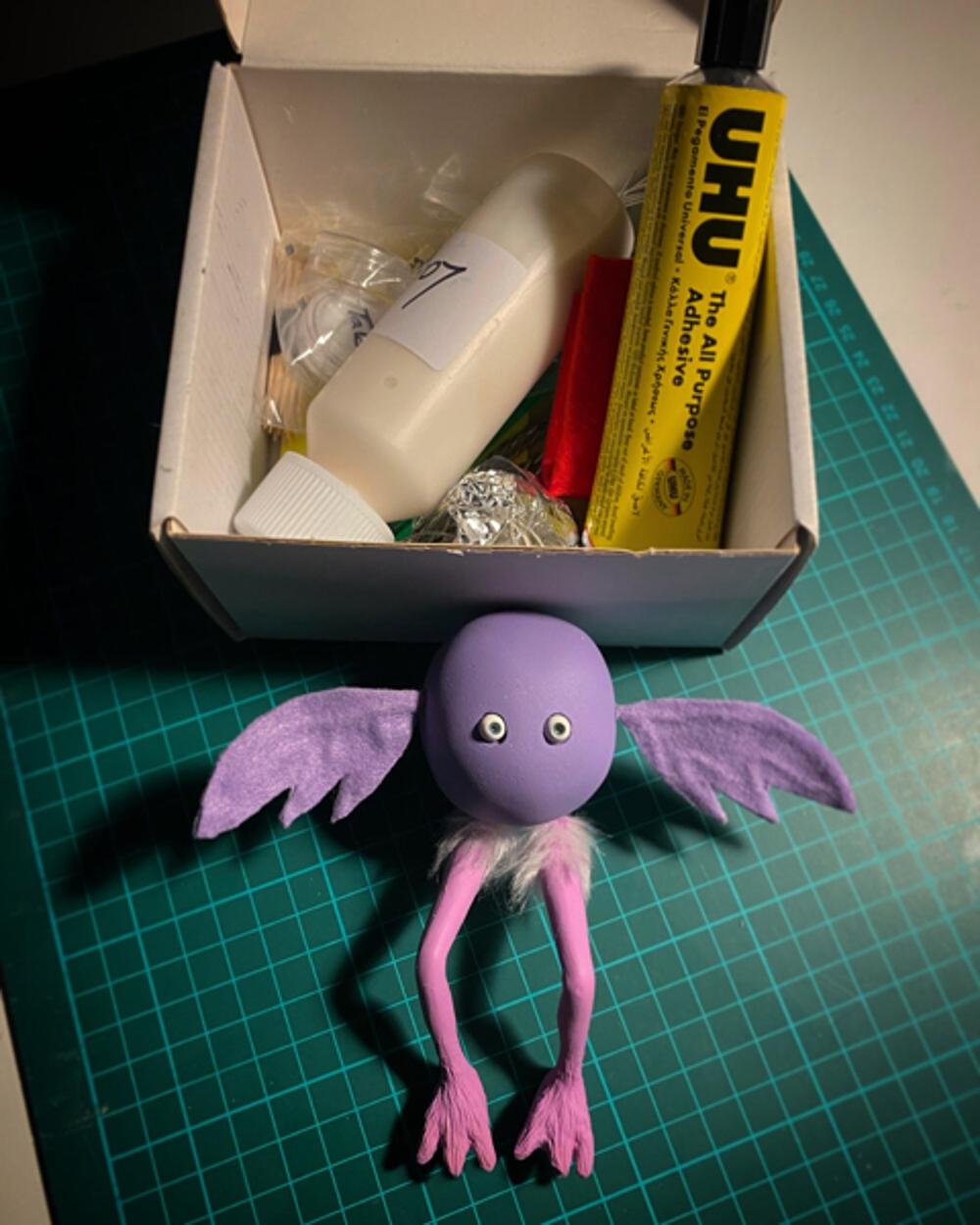 Ctrl + Art + DlY Puppet Kit