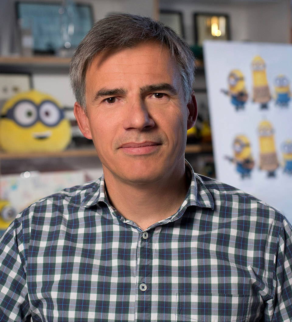 Behind The Scenes Of Despicable Me 3