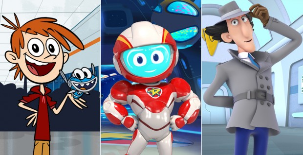 DHX MIP TV Slate 2016