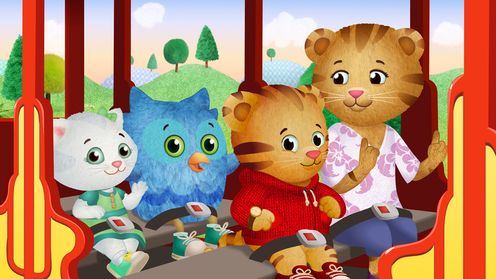 Story launches daniel tiger s neighborhood globally animation