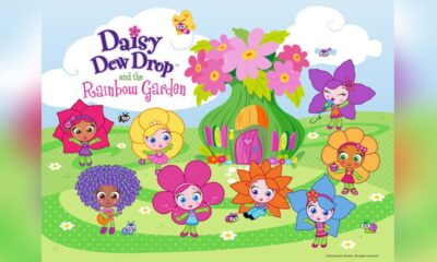 Daisy Dew Drop and the Rainbow Garden