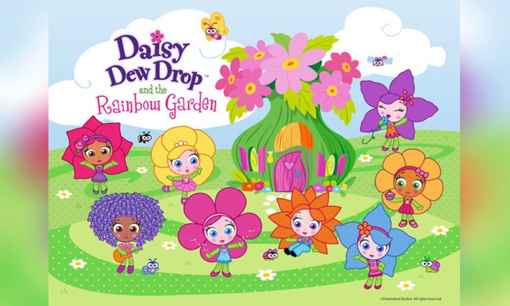 Daisy Dew Drop and the Rainbow Garden