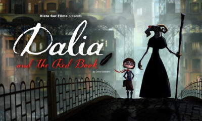 Dalia and the Red Book