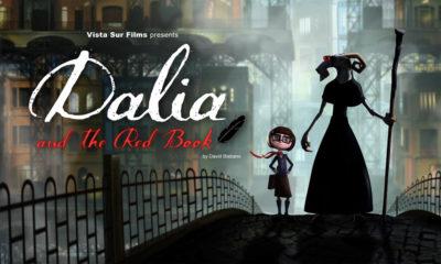Dalia and the Red Book