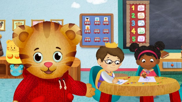 Kids Show With Chinese Cat
