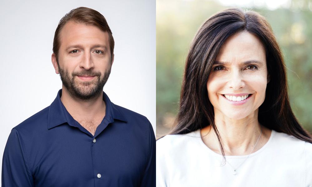 Daniel Weidenfeld and Julia Franz
