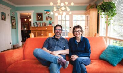 David Fine & Alison Snowden [Photo © Chad Galloway]