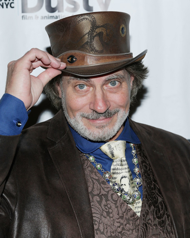 David Silverman at the Dusty Film & Animation Festival in May. [Lars Niki/Getty Images North America]