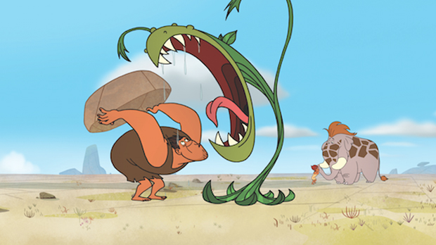 DreamWorks Dawn of the Croods 2015 DreamWorks Animation LLC. All Rights (Photo: DreamWorks Animation)
