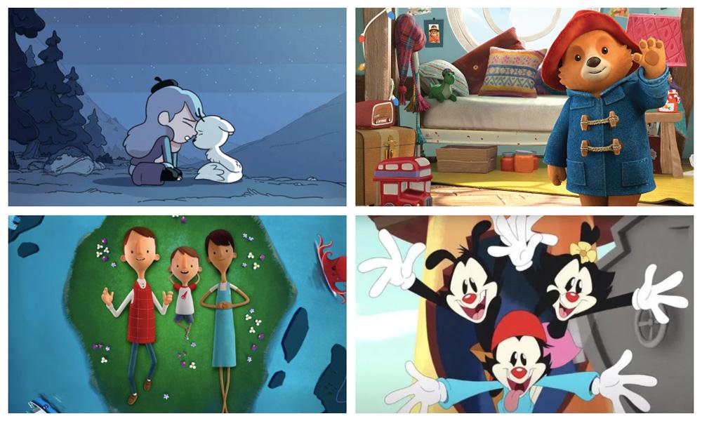 Daytime Emmys: Top Toon Prizes for 'Paddington,' 'Hilda' as 'Animaniacs' Snags 4 Awards