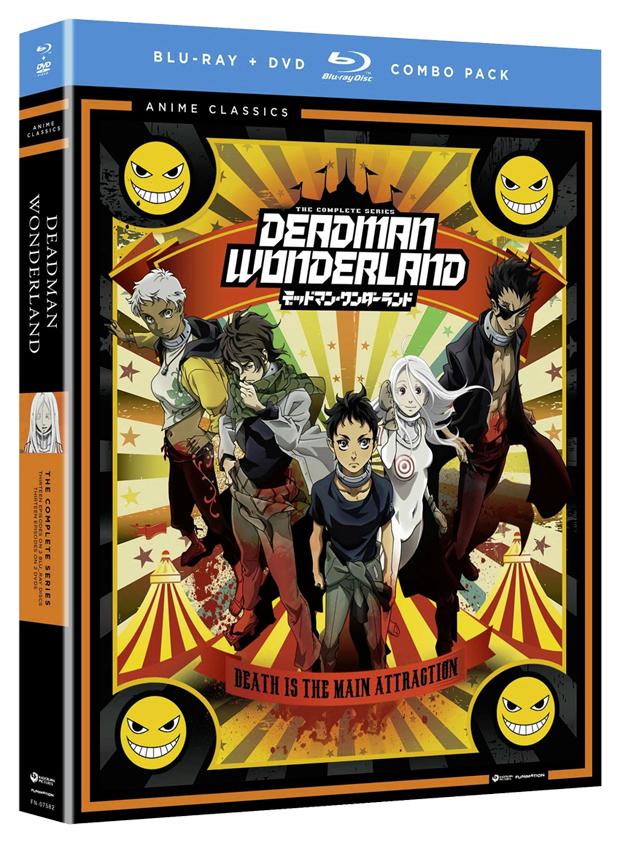 Deadman Wonderland: Complete Series Classic