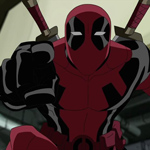 Deadpool in Marvel's Ultimate Spider-Man