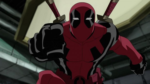Deadpool (Ultimate Spider-Man)