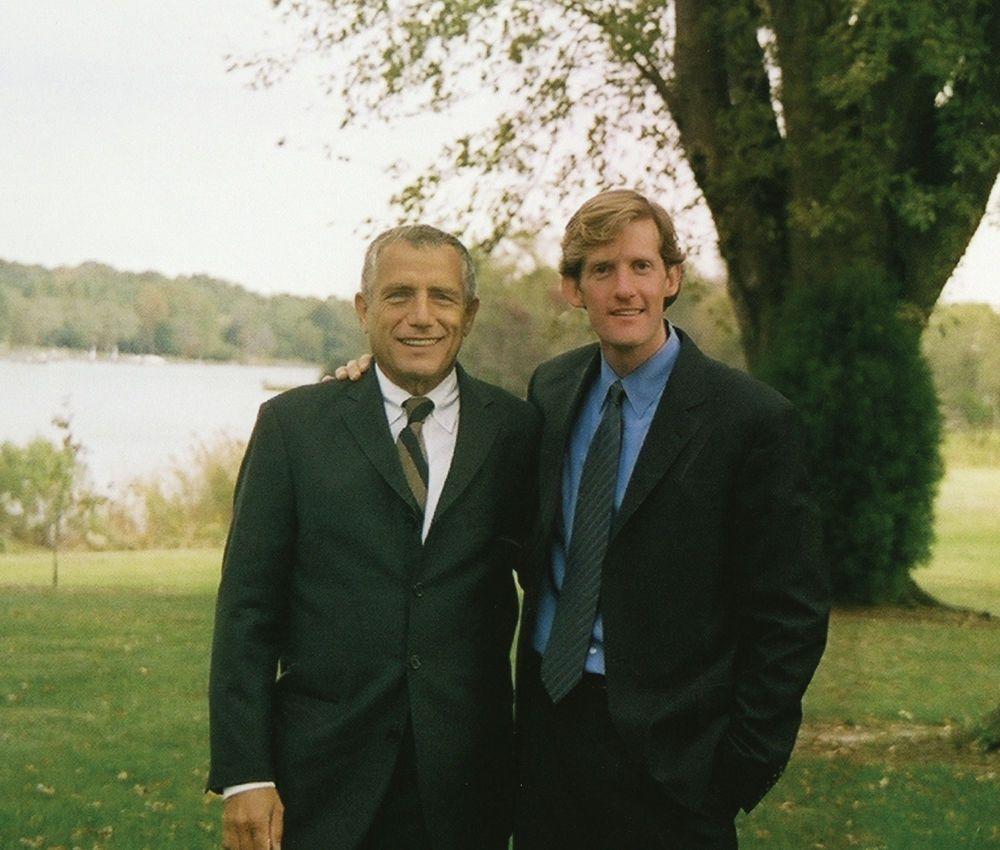 Dean Hamer and Joe Wilson