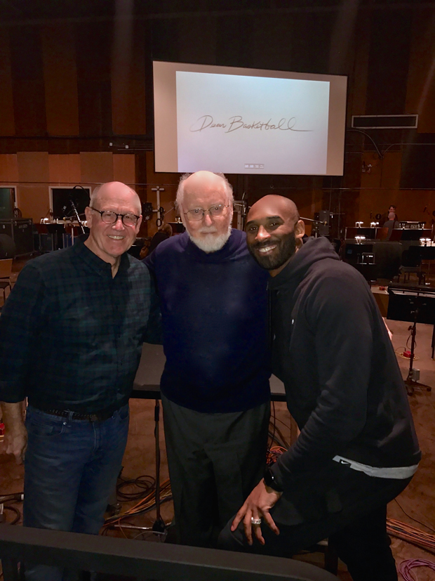 Glen Keane / John Williams / Kobe Bryant