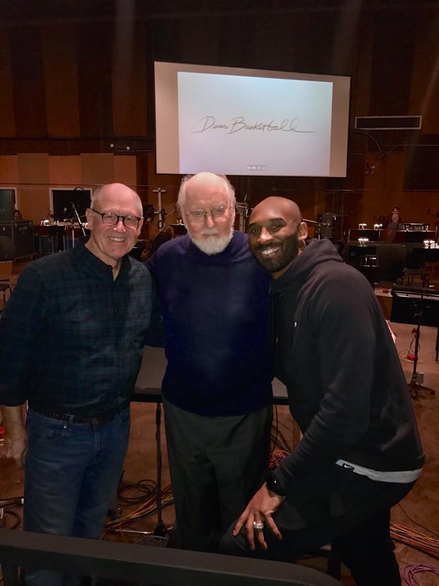 Glen Keane / John Williams / Kobe Bryant