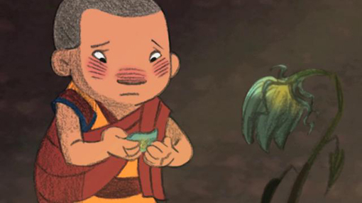 Dechen by Kaukab Basheer – 2012 Dusty Festival Winner, Outstanding Achievement in Traditional Animation