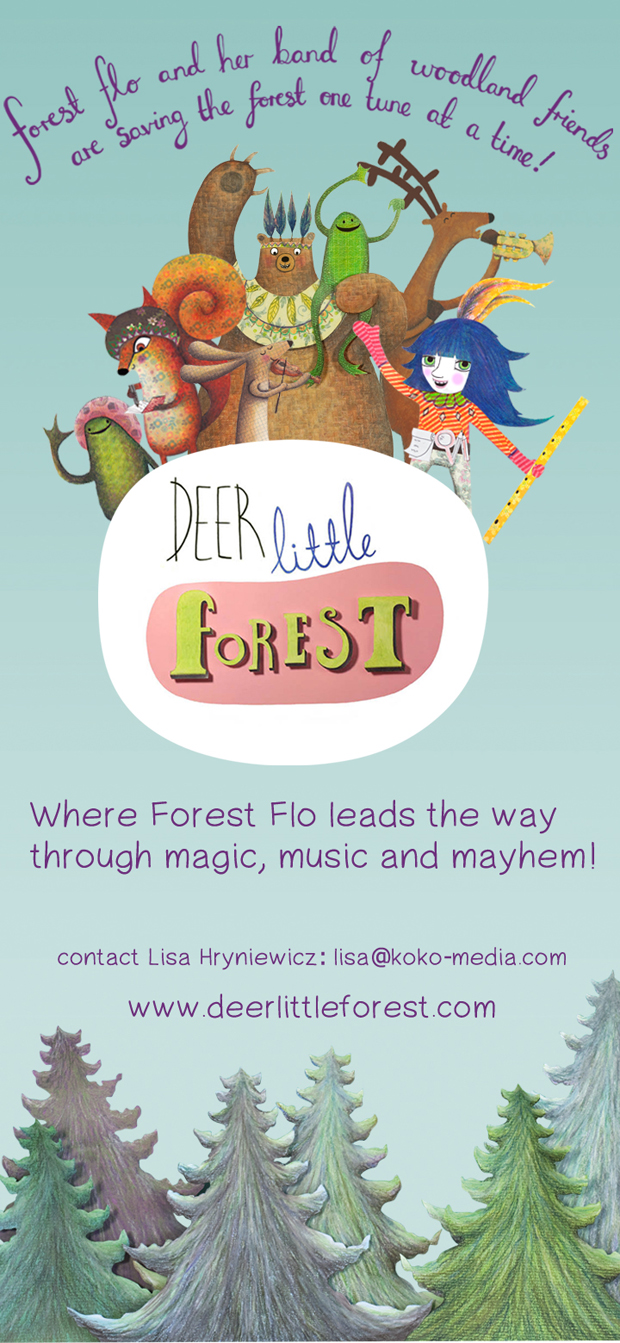 Deer Little Forest