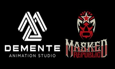 Demente Animation Studio and Masked Republic