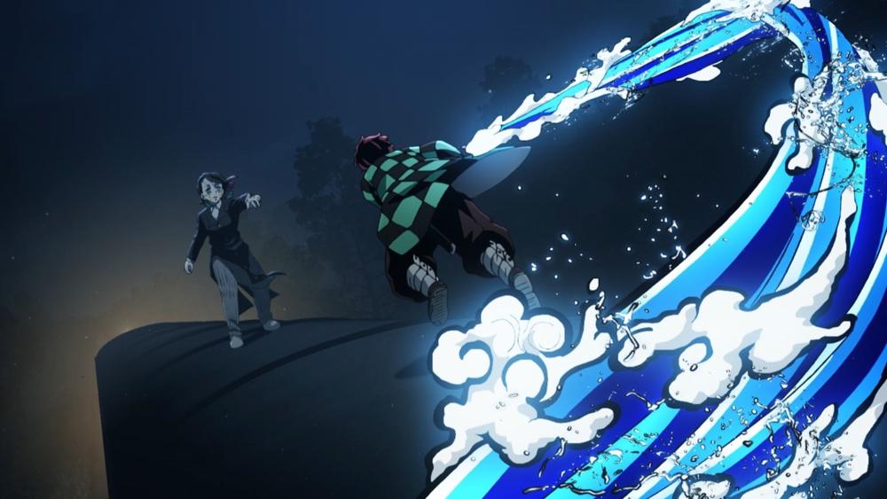 Demon Slayer the Movie: Mugen Train ©Koyoharu Gotoge / SHUEISHA, Aniplex, ufotable