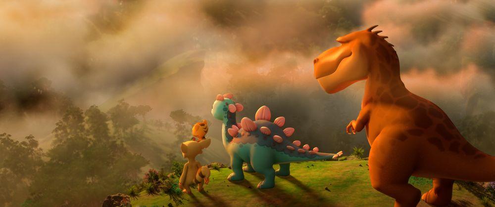 Diary of Dinosaurs (Winsing Animation)