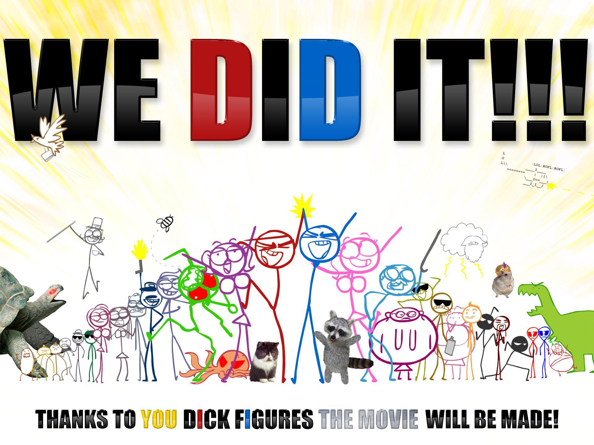 Dick Figures The Movie