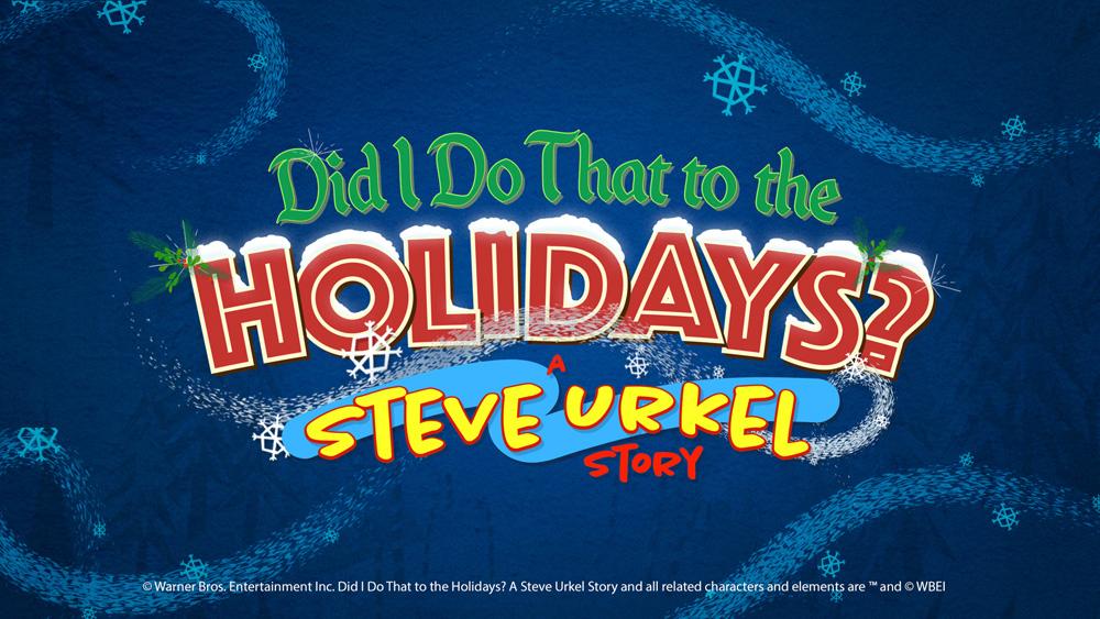 ¿Hice eso en las vacaciones?  Una historia de Steve Urkel