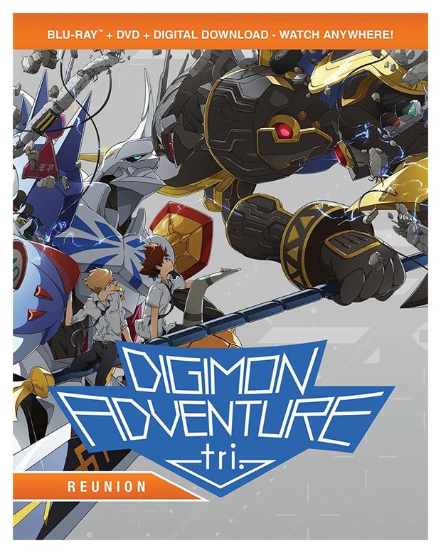 Digimon Adventure Tri. - Reunion