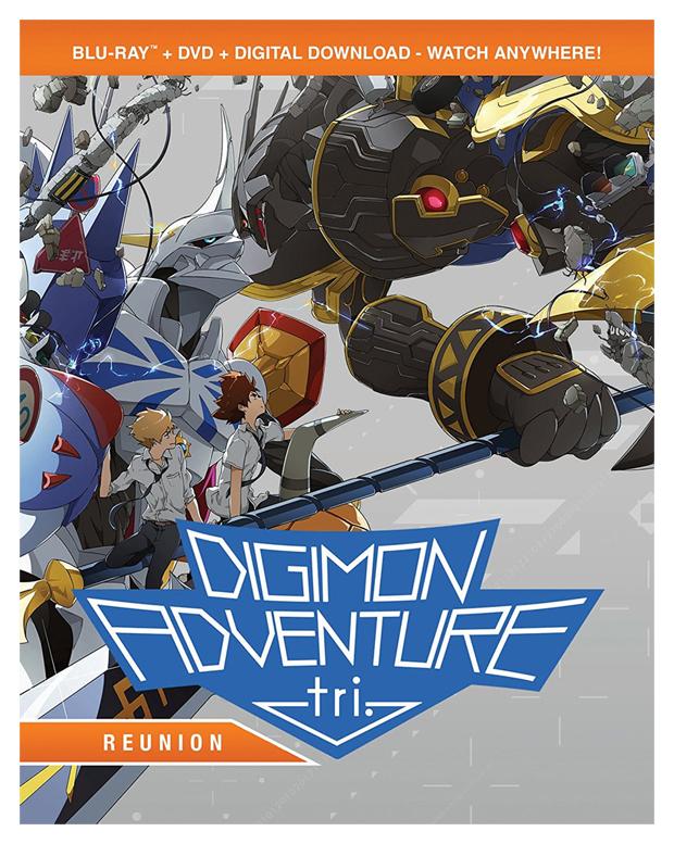 Digimon Adventure Tri. - Reunion