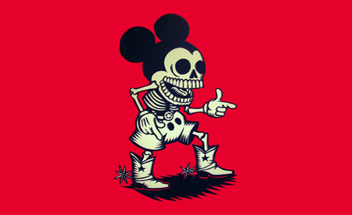 Disney Drops Day of the Dead Trademark Bid