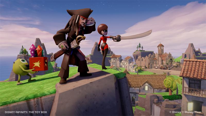 Disney Reveals New Pirates Infinity Pics