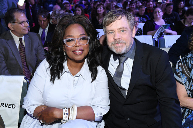 2017 Disney Legends Oprah Winfrey & Mark Hamill