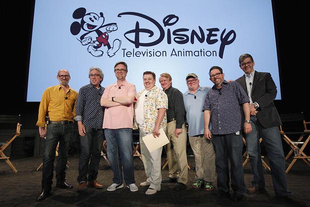 Event Celebrates Disney TV Animation's 30th Anniversary
