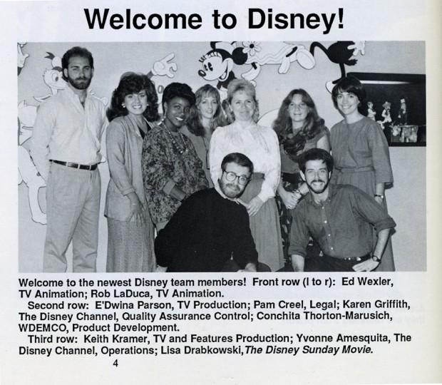 Welcome to Disney 1985