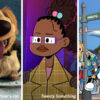 Dug (Pixar's Up) | Twenty Something | Pepper Ann