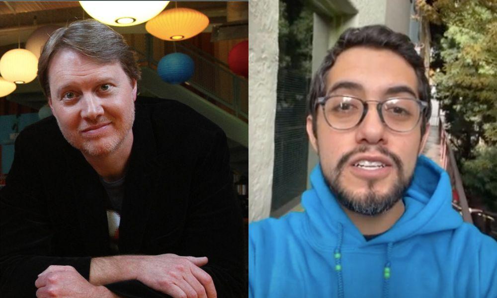 Directors Don Hall and Carlos López Estrada