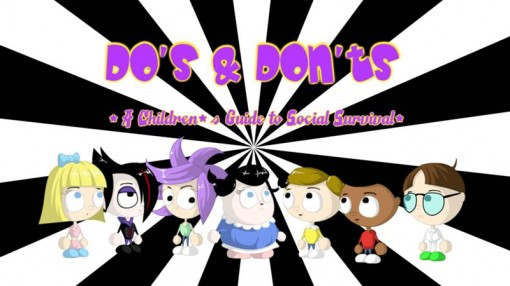 Do's and Don'ts: A Children's Guide to Social Survival