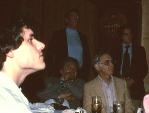 Doug Crane and friends