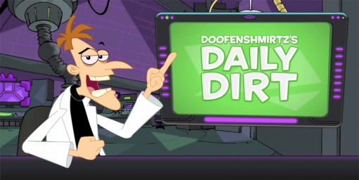 Doof's Daily Dirt