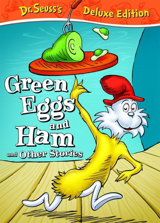 Dr. Seuss' Green Eggs and Ham and Other Stories Deluxe Edition