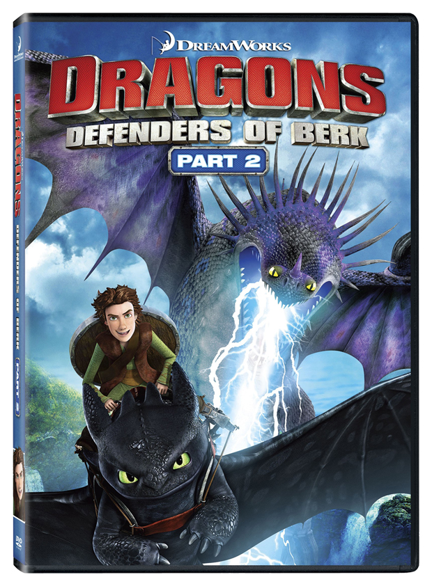 Dragons: Defenders of Berk Part 2