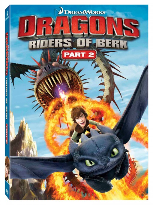 Dragons: Riders of Berk Part 2