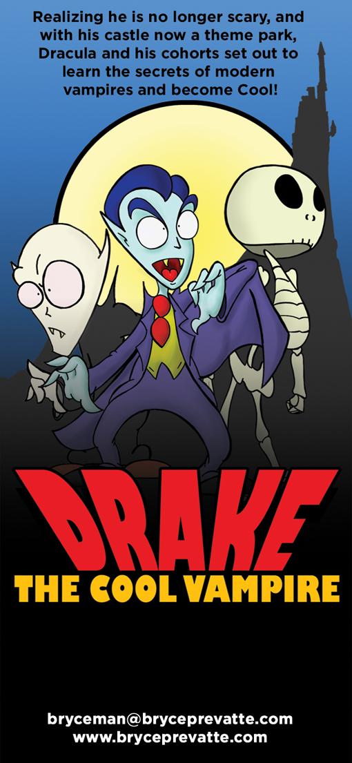 Drake the Cool Vampire