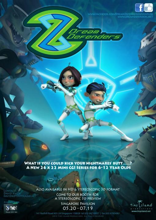 Dream Defenders Adventure