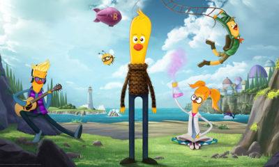 DreamWorks Archibald's Next Big Thing