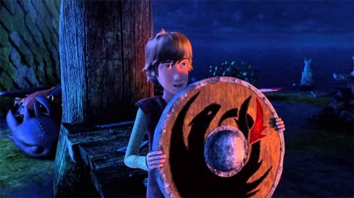 DreamWorks Dragons: Defenders of Berk