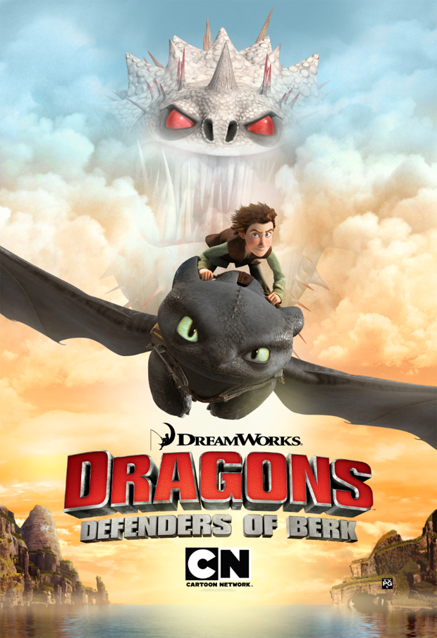 DreamWorks' Dragons: Defenders of Berk